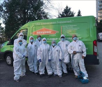 SERVPRO of Richmond Hill- Bio-Hazard Clean up Crew