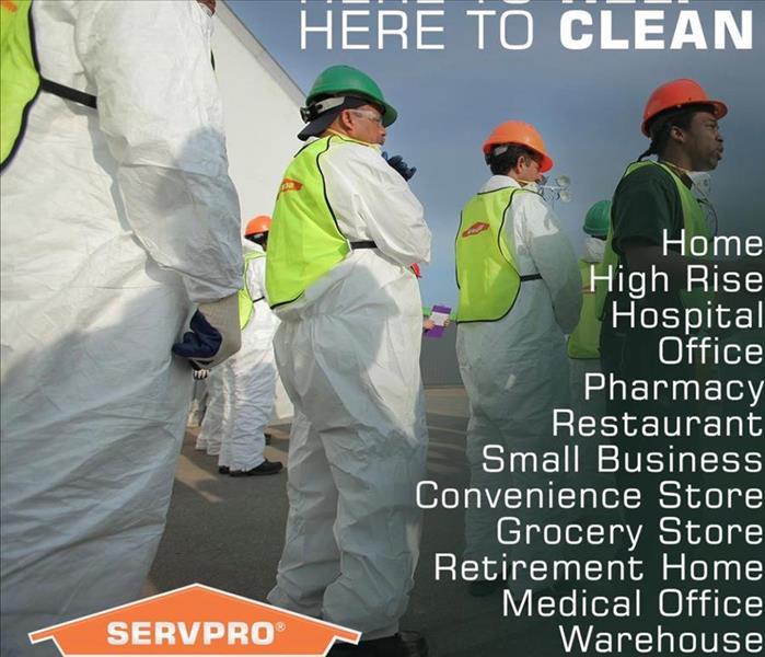 Professional Biohazard and Virus Cleaning and disinfectant